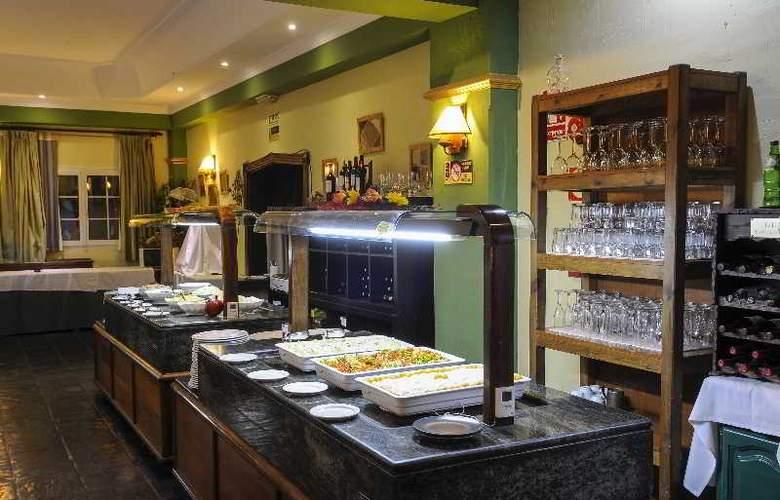 GHM Monachil - Restaurant - 82