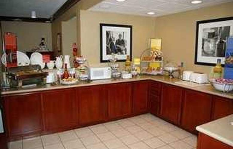 Hampton Inn Lynchburg - Restaurant - 7
