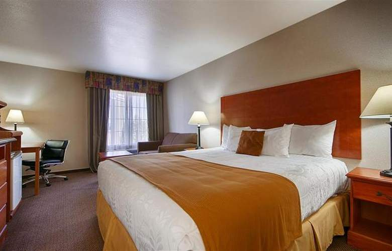 Best Western Plus Twin View Inn & Suites - Room - 29