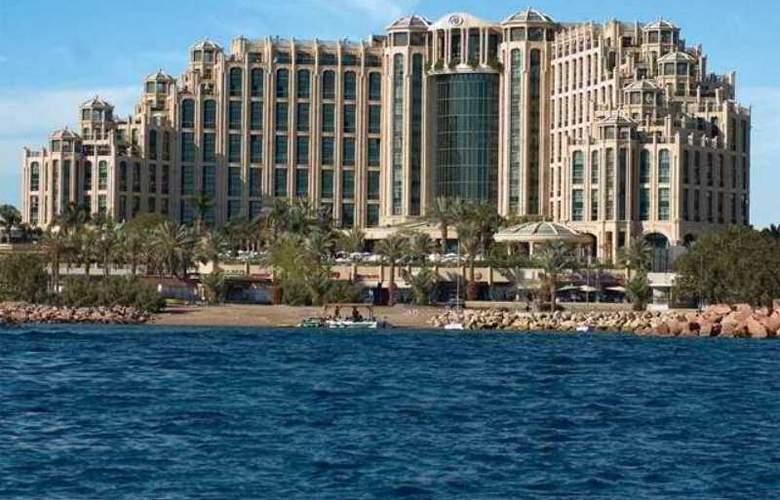 Hilton Eilat Queen of Sheba hotel - Hotel - 2