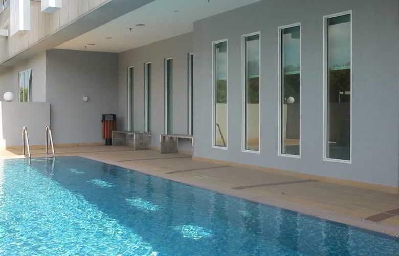 Badi'ah Hotel - Pool - 23