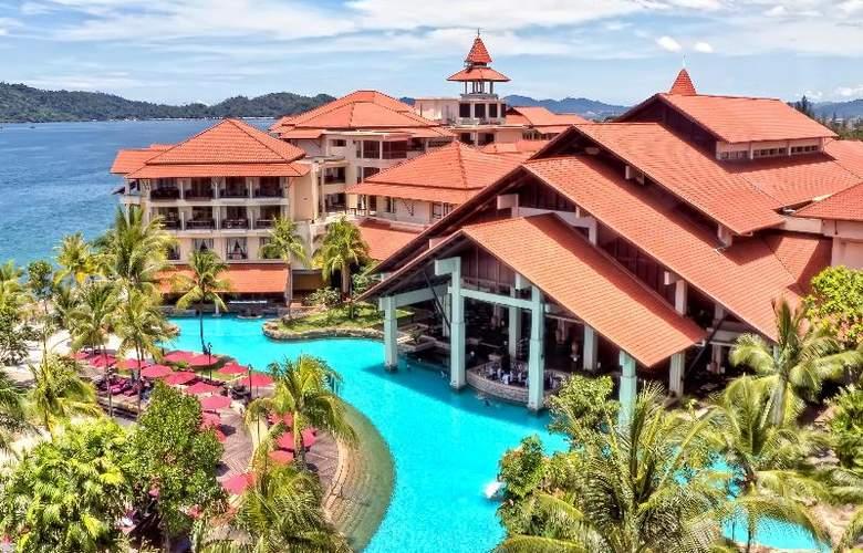 Sutera Harbour Resort - Magellan Sutera - Pool - 14