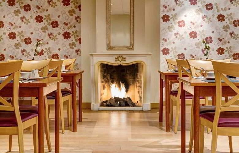 Stadshotel Den Haag - Restaurant - 10