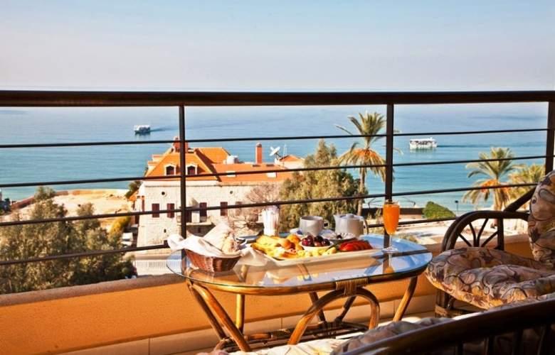 Reston Hotel - Terrace - 4