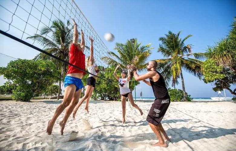 Palm Beach Resort & Spa Maldives - Sport - 55