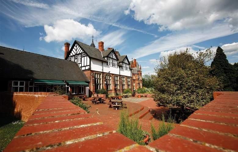 Best Western Bestwood Lodge - Hotel - 91