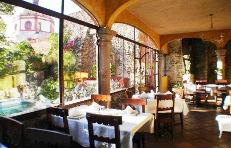 Villa Rivera San Miguel de Allende Boutique - Restaurant - 7