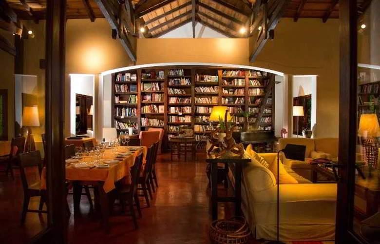 Don Puerto Bemberg Lodge - Restaurant - 52