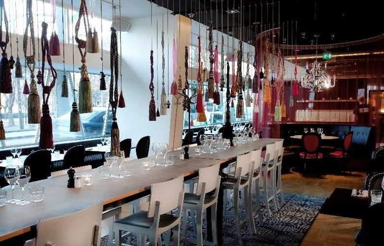 Scandic Malmen Stockholm - Restaurant - 17