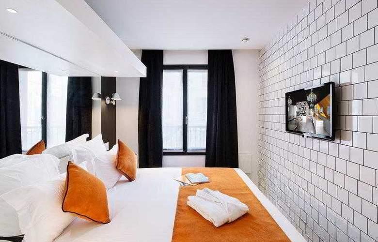 Best Western Premier Faubourg 88 - Hotel - 49