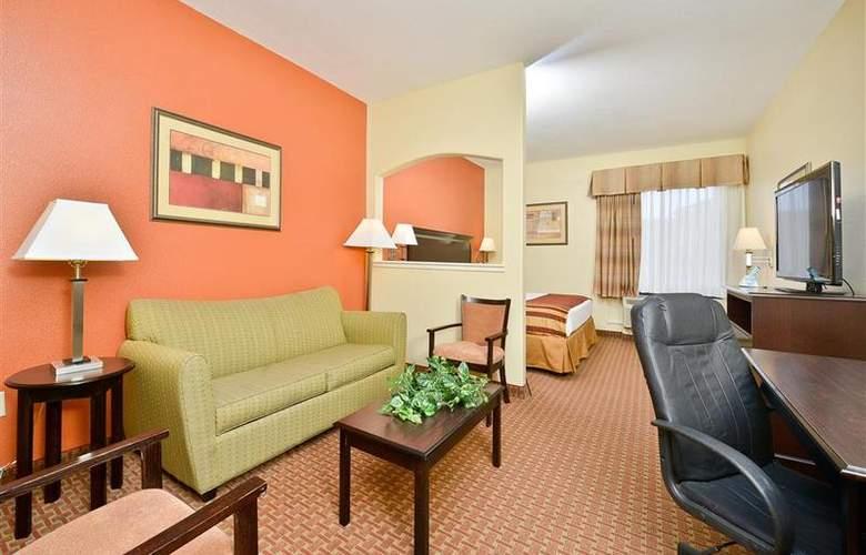 Best Western Greenspoint Inn and Suites - Room - 134