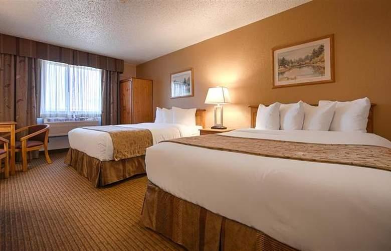 Best Western Alpenglo Lodge - Room - 39