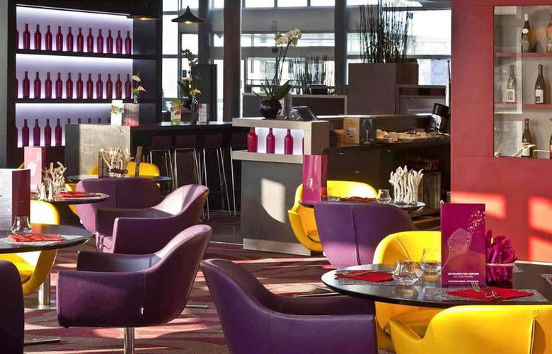 Mercure Tours Nord - Bar - 68