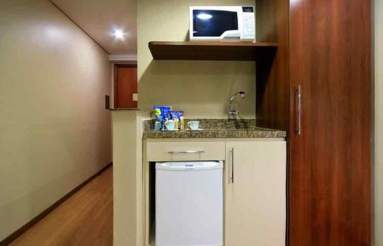 Mercure Curitiba Golden - Room - 21