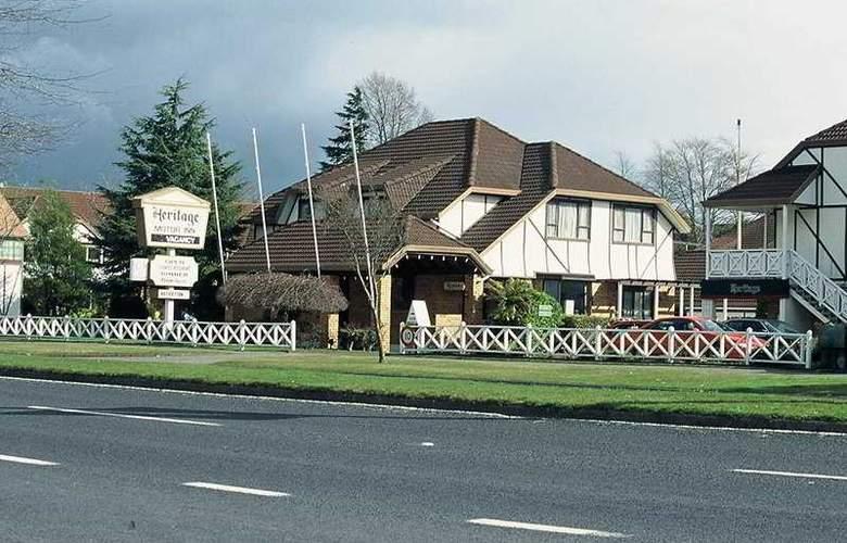 SilverOaks Resort Heritage - Hotel - 0