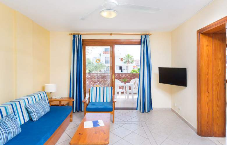 Apartamentos Globales Tamaimo Tropical - Room - 12
