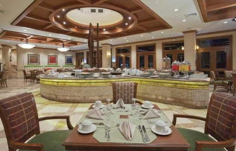 Crowne Plaza San Salvador - Restaurant - 7