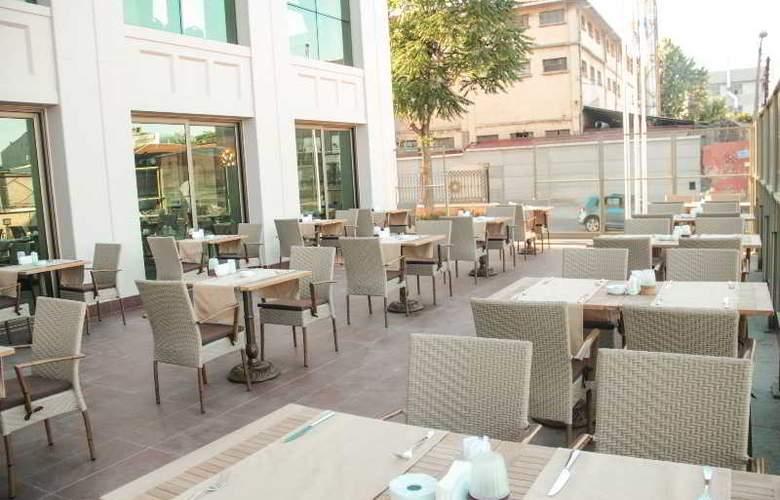 Azak Hotel Topkapi - Terrace - 7