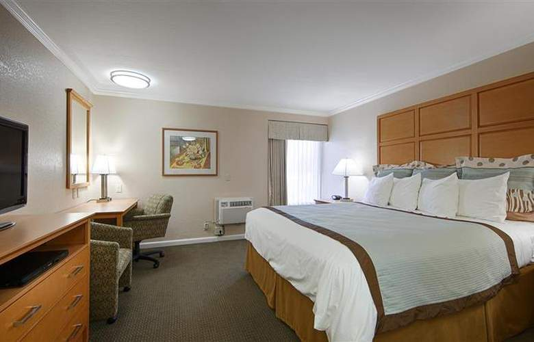 Best Western Silicon Valley - Room - 23