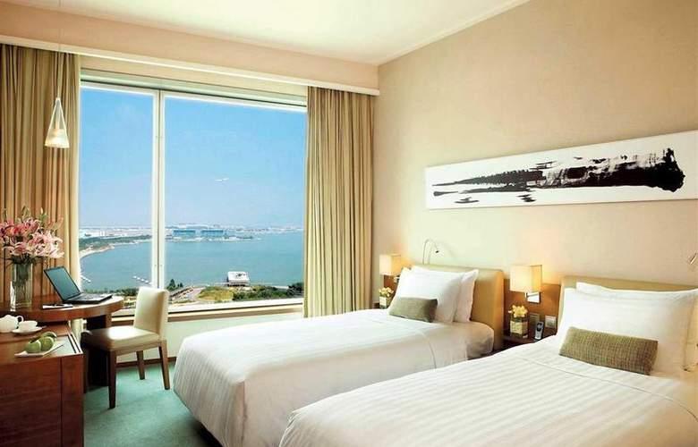 Novotel Hong Kong Citygate - Room - 58