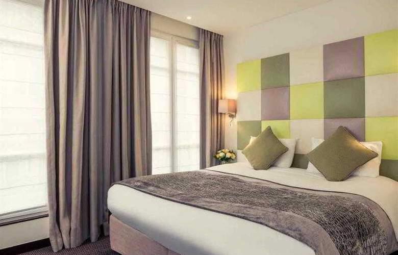 Mercure Paris La Sorbonne - Hotel - 37