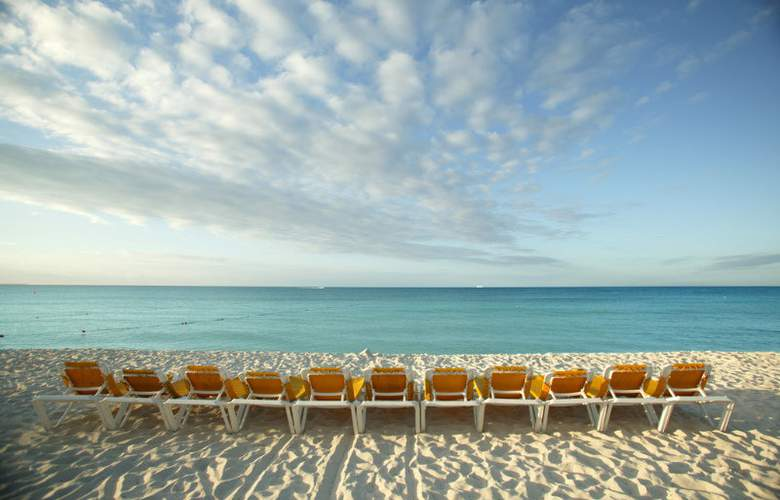 Viva Wyndham Dominicus Palace All Inclusive - Beach - 12