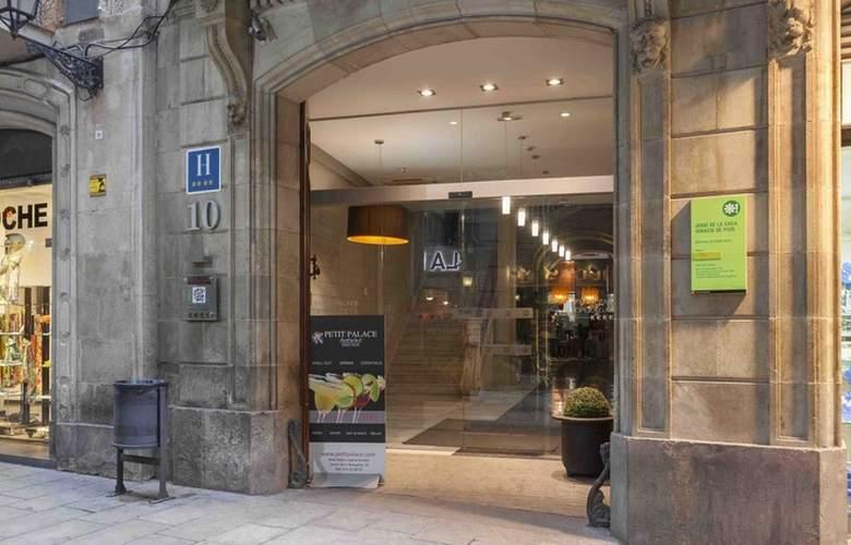 Petit Palace Boqueria Garden - Hotel - 5