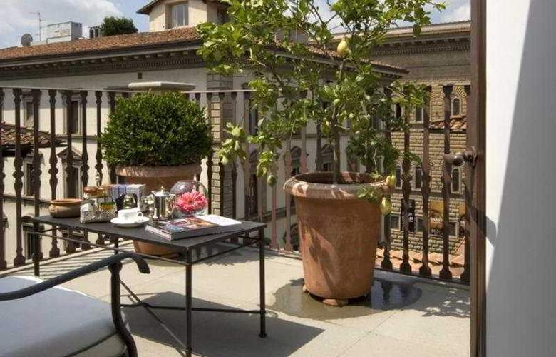Palazzo Vecchietti - Terrace - 9