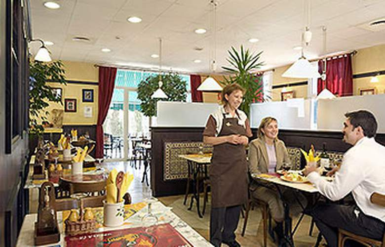 bis Madrid Alcorcon Móstoles - Restaurant - 4