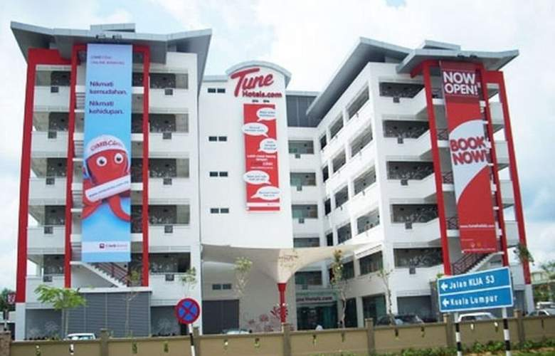 Tune Hotel - Waterfront Kuching - Hotel - 0