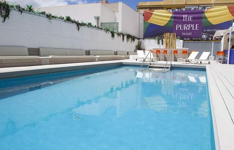 The Purple by Ibiza Feeling - Pool - 13