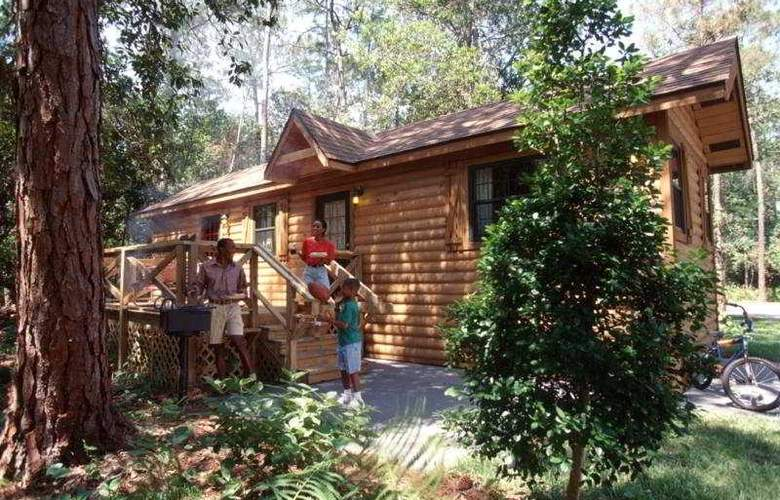 Disney's Fort Wilderness Cabin - Room - 2