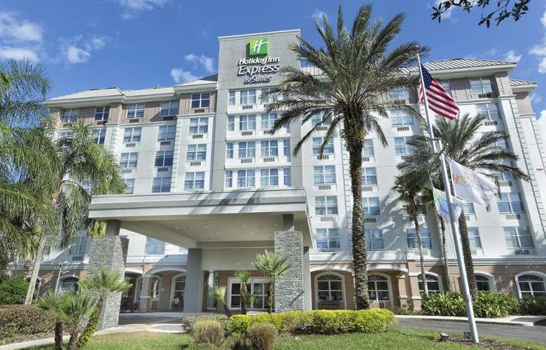 Holiday Inn Express & Suites S Lake Buena Vista - Hotel - 0