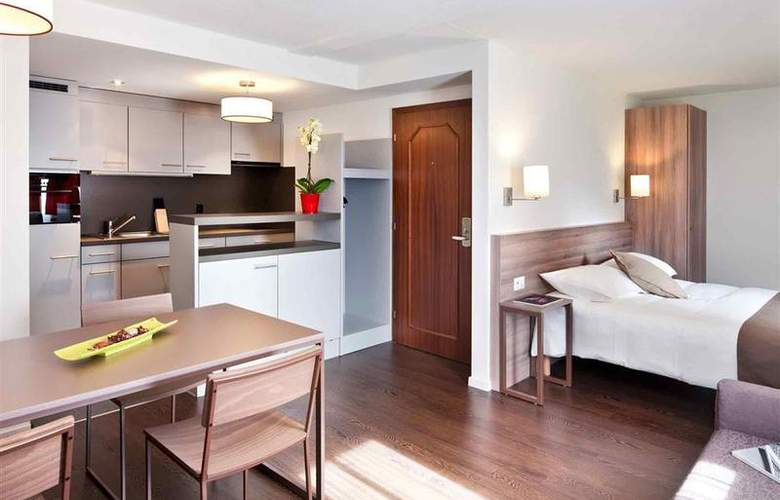 Mercure Plaza Biel - Room - 54