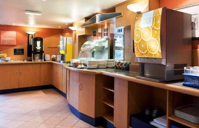 Holiday Inn Express Edinburgh Waterfront - Restaurant - 16