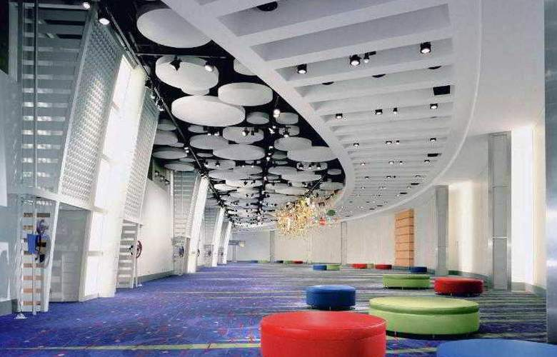 Sheraton Gateway Hotel Atlanta Airport - Sport - 33