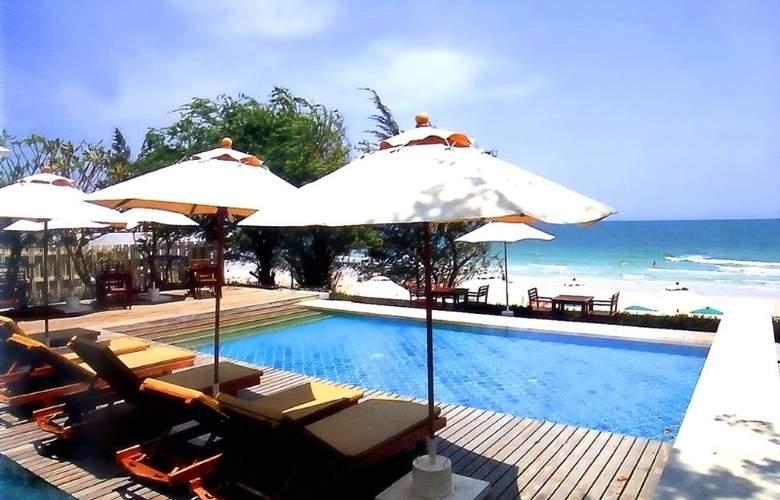 Baan Bayan Beach Hotel - Pool - 12