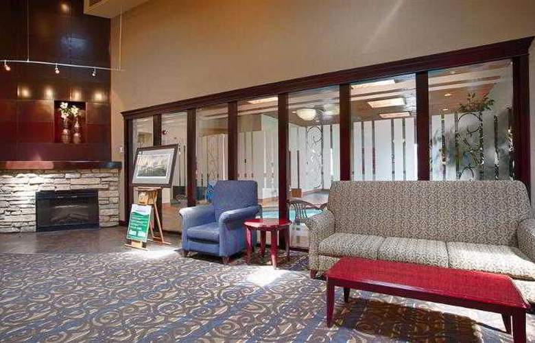 Coast West Edmonton Hotel & Conference Centre - Hotel - 36