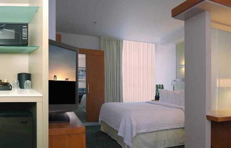 SpringHill Suites Las Vegas North Speedway - Hotel - 12