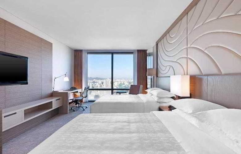 Sheraton Seoul D Cube City Hotel - Hotel - 32