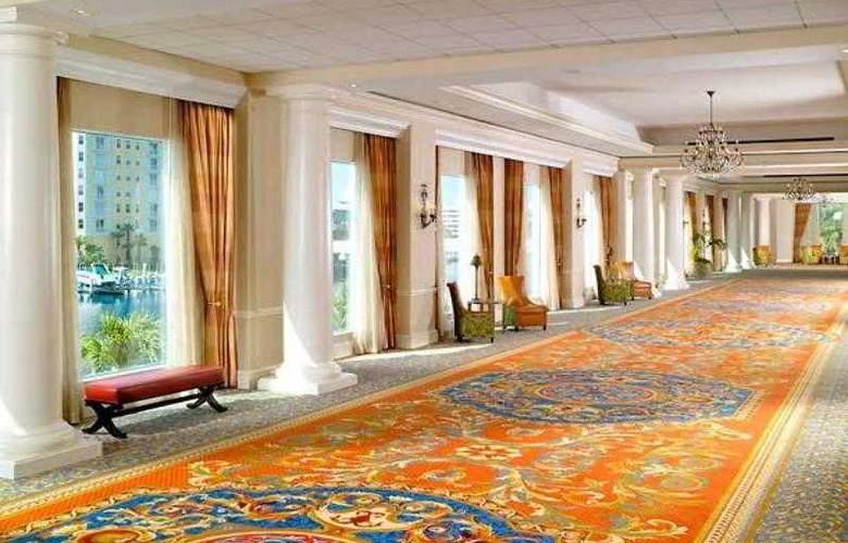 Tampa Marriott Waterside Hotel & Marina - Hotel - 10
