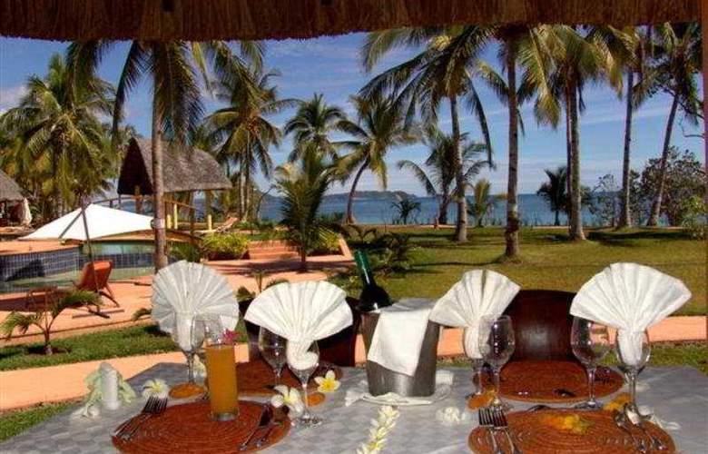 Amarina Hotel Ora Resort - Terrace - 5