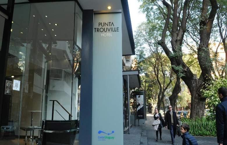Punta Trouville Apart - General - 2