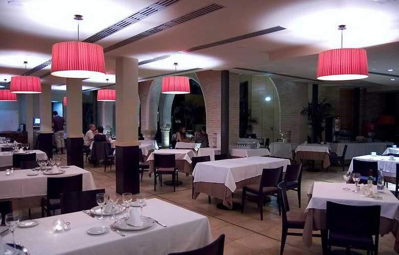 Monasterio Benedictino - Restaurant - 4