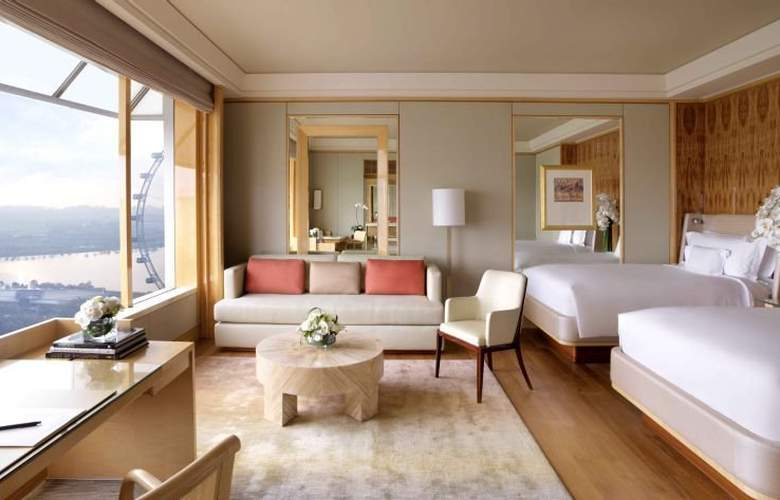 The Ritz Carlton Millenia Singapore - Room - 0