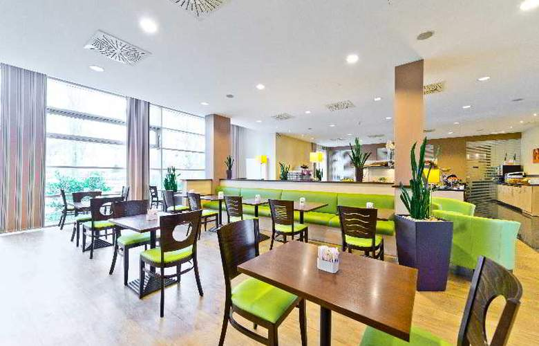 Holiday Inn Express Frankfurt-Messe - Restaurant - 15