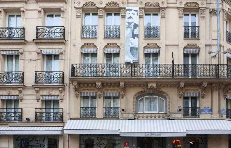 Best Western Hôtel Littéraire Premier Le Swann - Hotel - 54