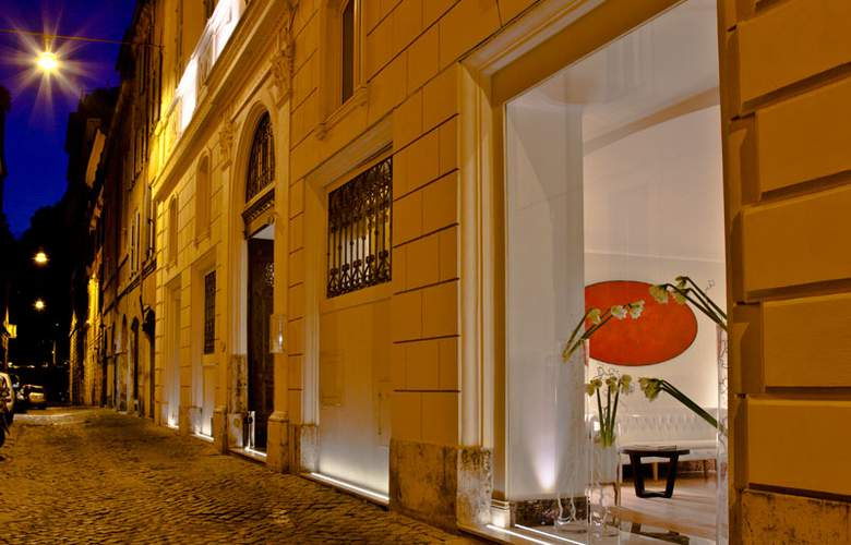 The First Luxury Art Hotel Rome - Hotel - 0