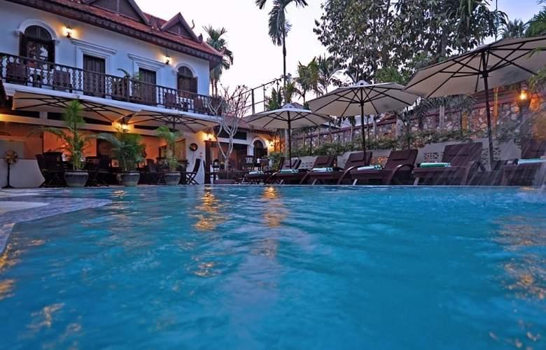 HanumanAlaya Villa - Pool - 3