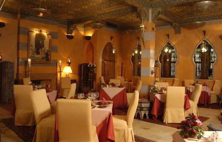 La Maison Arabe - Restaurant - 13